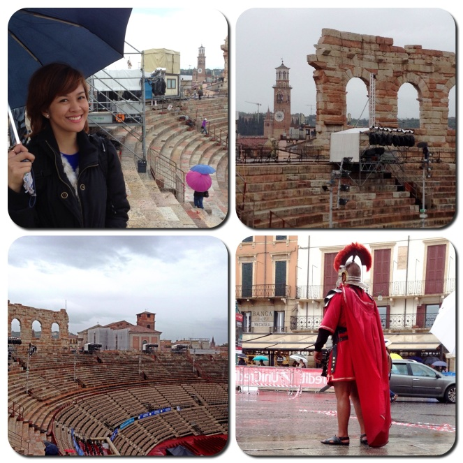 Today, Verona Arena is famous for the world-class opera performances staged here.
