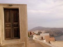 I love the doors in Santorini.