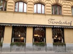 Cafe Tirolerhof boasts of the best homemade apfelstreudel!