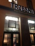 Trzsniewski is famous for its sandwich buffet. Prepare for queues inside.