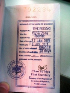 Check out my old school visa back when Filipinos were still required one.