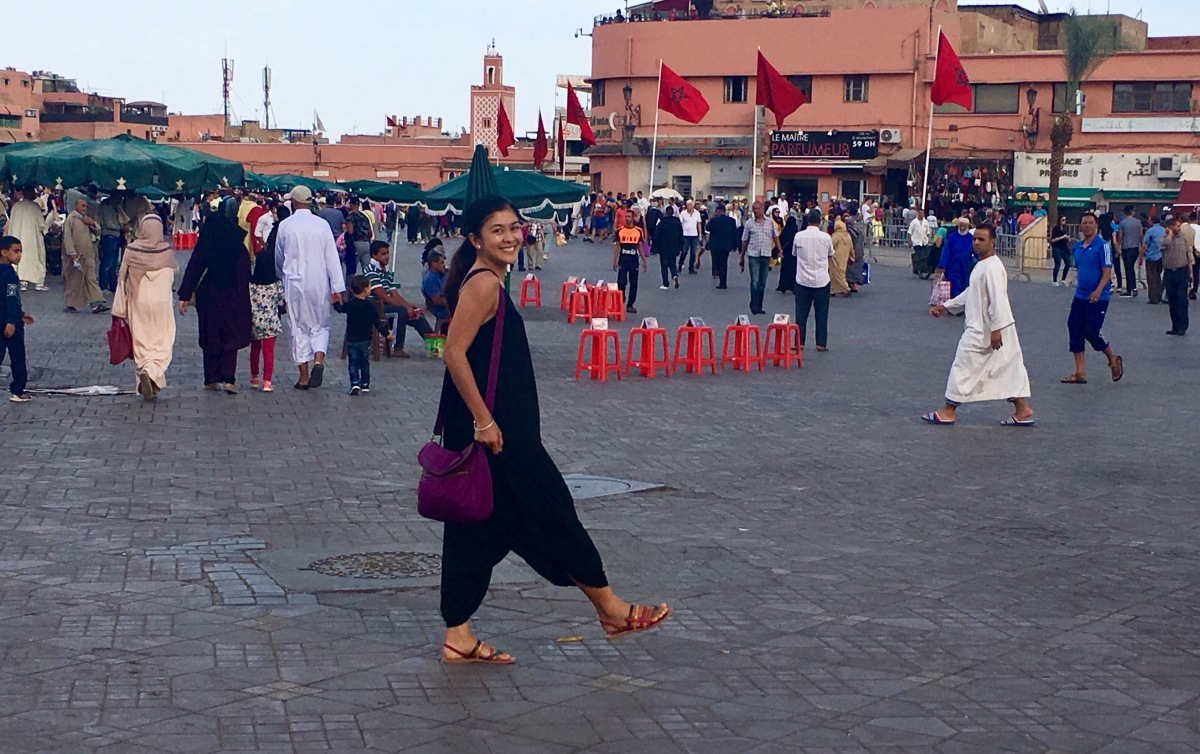 The circus that is Marrakesh